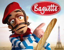 La auténtica Baguette
